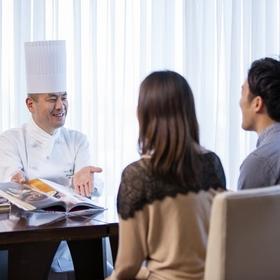 ホテル椿山荘東京の受け継がれた伝統の料理をご提案します