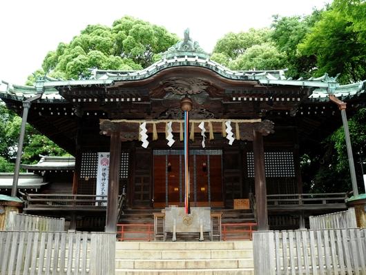 伝統ある神社 代々木八幡宮 趣ある挙式 神前式