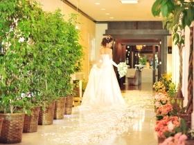 ウエストシティホール&ウエディングアイ セレブリティな結婚式