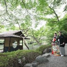 料亭 日本庭園
