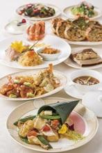 美食家もうならせる日本の四季を意識したお料理