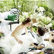 日本閣 結婚式 おめでた婚プラン マタニティ