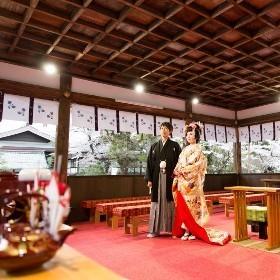 松尾大社の神前結婚式