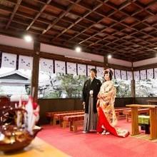 拝殿結婚式
