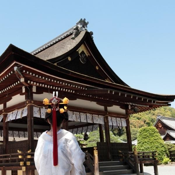 松尾大社 結婚式