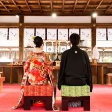松尾大社 結婚式 ご婚礼 神社挙式 神前式 ウエディング