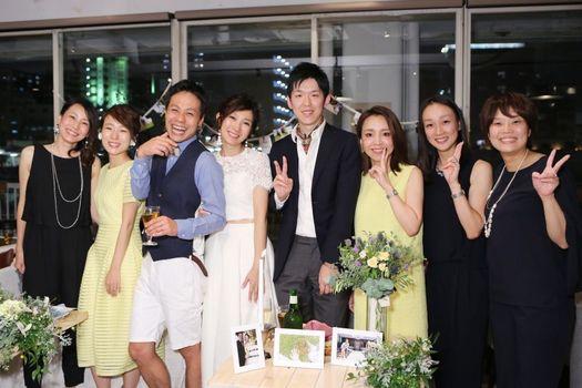 モノクローム 大阪 天王寺 1.5次会レストランウエディング