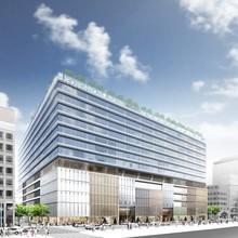 話題の複合商業施設【GINZA SIX】13階にて開催!