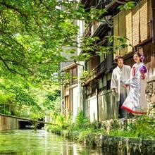 京都らしさ溢れるロケーション