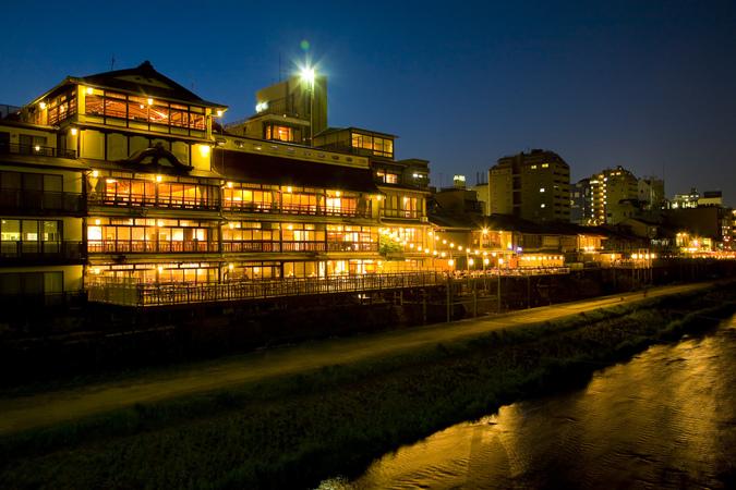 FUNATSURU KYOTO KAMOGAWA RESORTの画像