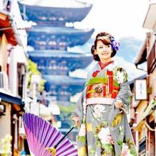 世界からも注目を集めている京都東山を舞台に特別な一日を