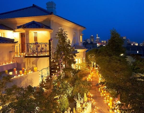 神戸北野異人館 旧レイン邸 完全貸切邸宅ウエディング