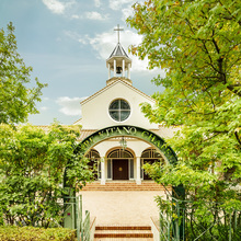 2017年春リニューアルオープンの神戸北野教会