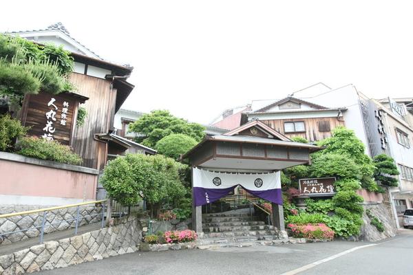 人丸花壇 結婚式 柿本神社