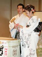 料亭旅館 人丸花壇 結婚式 お食事会ウエディング