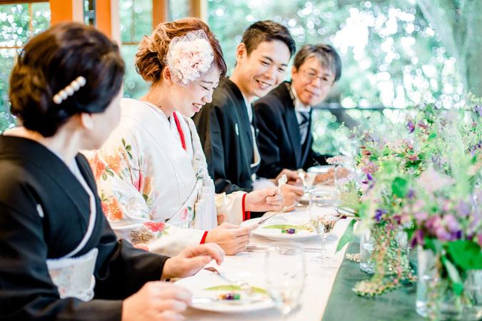 神戸・三ノ宮のブライダルフェア&試食会ならハンター迎賓館
