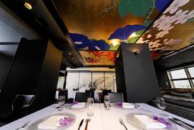 「京都」を感じさせる落ち着いたレストラン