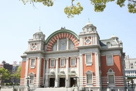 BALILax 挙式プラン☆中央公会堂での挙式風景