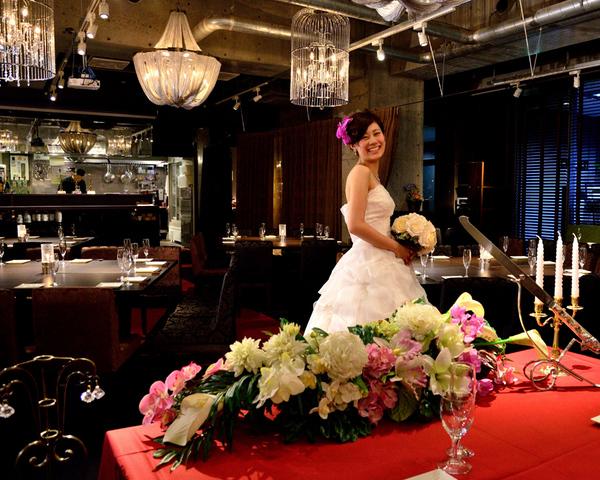 陽 京都 烏丸御池 ウエディング 【ひかり wedding】の画像