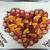 【ウェディングケーキ】イチゴハート