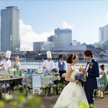 神戸の景色を独占!解放的なテラスパーティが叶う