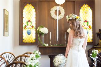 直近でも感動的な結婚式をご提案いたします