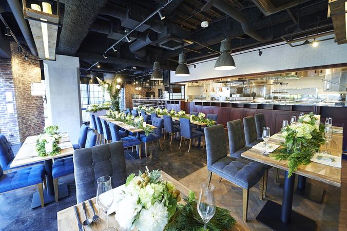 GEMS市ヶ谷 オープン レストラン