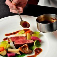 富士屋ホテル伝統のフランス料理