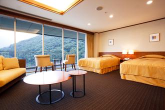 リゾート箱根の玄関口 湯本富士屋ホテルで箱根を満喫