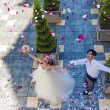 過ごしやすい気候も人気の春婚