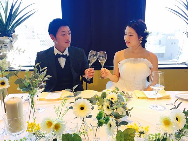 イルコルティーレ結婚式画像