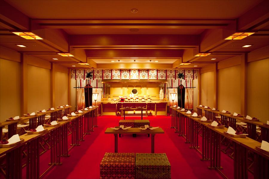 本格神殿「清涼殿」【収容人数:44名】