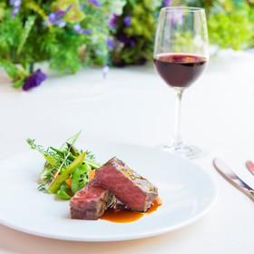 ゲストの満足度を左右するお肉料理