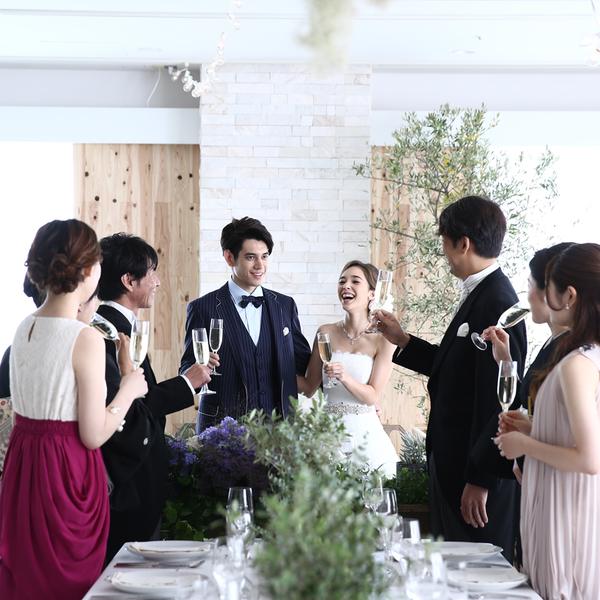 アンウエディングウィズ【AN WEDDING WITH】の画像