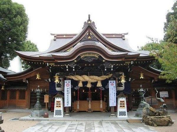 櫛田神社の画像