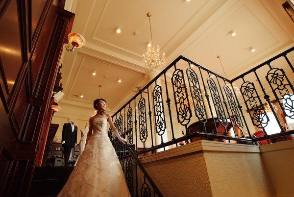 上質な大人華嫁が過ごす一日。「全てにこだわる大人婚」