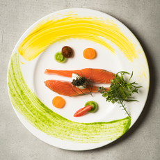 魚料理〜オマール〜