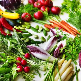 北九州の大地が育んだ厳選食材を使用