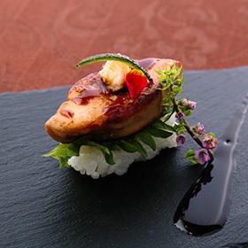 お箸で食べる料理