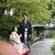 筥崎宮神苑花庭園