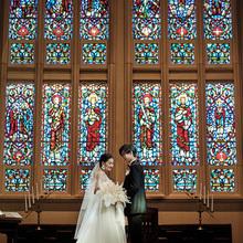 日本で唯一、海の上に建つ200年の歴史を重ねた大聖堂