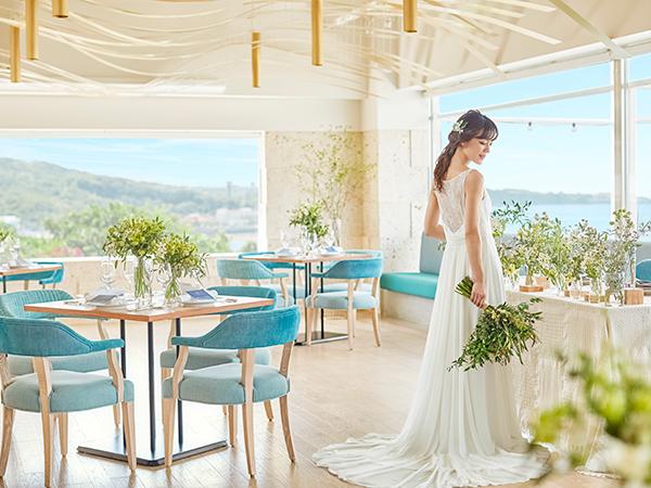 レストラン イル・ド・レ沖縄・小さな結婚式の画像