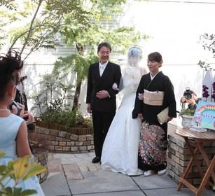鎌倉 結婚式 人前式 チャペルレストラン レグリーズ