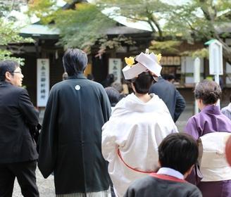 鎌倉 結婚式 鶴岡八幡宮 神前式 アテンド 介添 レグリーズ