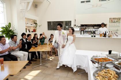 鎌倉 結婚式 1.5次会 レストランウエディング レグリーズ