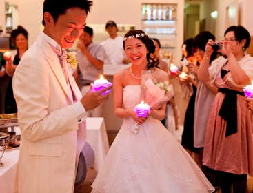 鎌倉 結婚式 レストランウエディング 1.5次会 レグリーズ