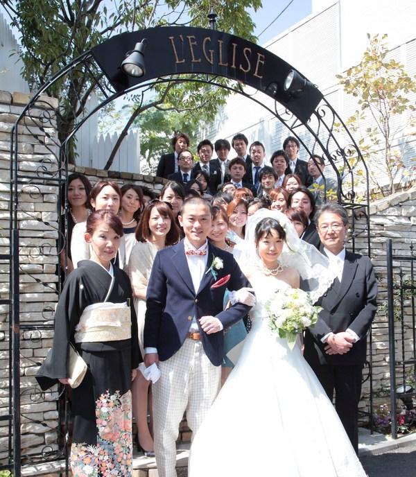 鎌倉 レストランウェディング レグリーズ 人前式 結婚式