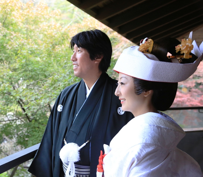 鎌倉 鎌倉宮 神前式 レグリーズ 披露宴 会食