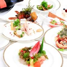 鎌倉 結婚式 レストランウェディング レグリーズ 会食