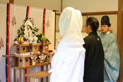 横浜 結婚式 神前式 伝統 三渓園